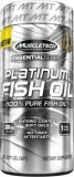 MuscleTech Platinum 100% Fish Oil 100 Softgels