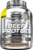 MuscleTech Platinum 100% Beef Protein 4 Lbs.