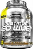 MuscleTech Platinum 100% Iso Whey 3.34 Lbs.