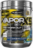 MuscleTech Vapor X5 Next Gen Pre-Workout 30 Servings