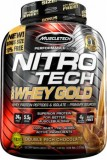 MuscleTech NITRO-TECH 100% Whey Gold 4 Lbs.